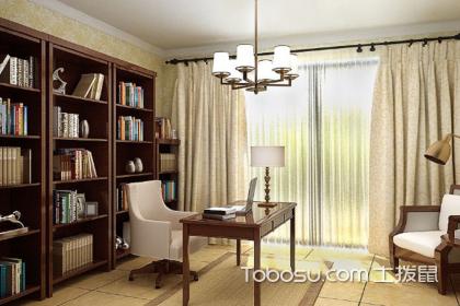 书房效果图有哪些?如何装修书房更加合理
