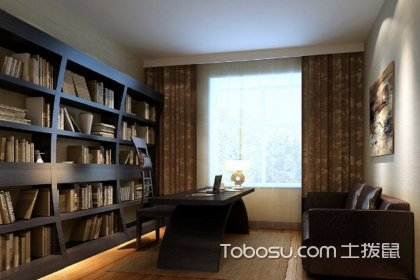 书房装修材料有哪些?书房装修选择好的材料很重要