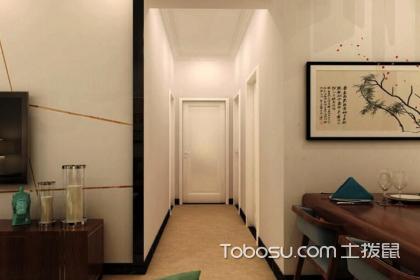 过道贴砖效果图,走廊瓷砖铺贴图片