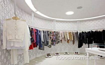 8平米服装店装修,不一样的视觉体验