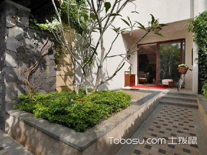 入户庭院怎么设计好看?入户庭院设计原则有哪些?