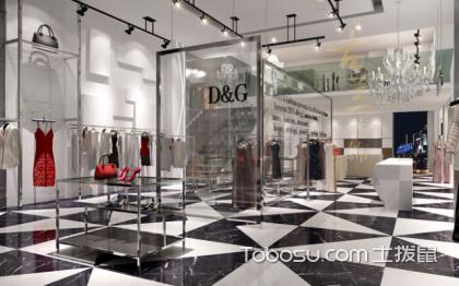 服裝店店鋪設計效果圖,2018服裝店設計圖片