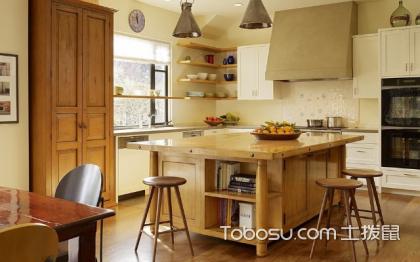 无锡开放式厨房设计,开放厨房装修好不