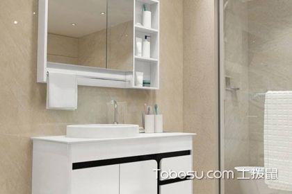 卫生间洗漱台应该如何设计?最全的卫生间洗漱台图集规范