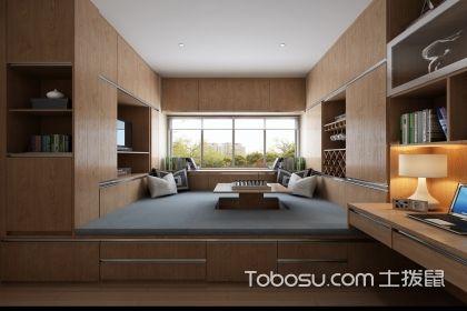 塌塌米装修效果图卧室,一起来安装!