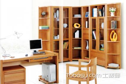 小书房装修效果图,精美书房如何装修