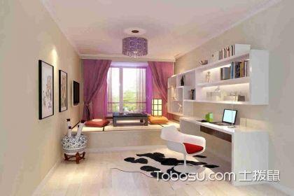 家装榻榻米效果图,你喜欢日系风格吗?