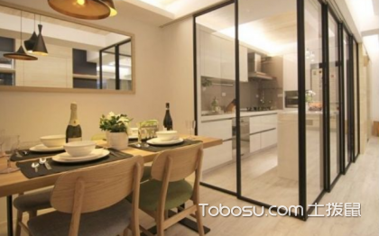 厨房门装修效果,厨房门有哪些风格?