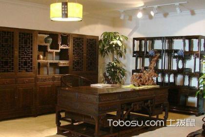 古典书房装修效果图,古典风格如何装修更精致