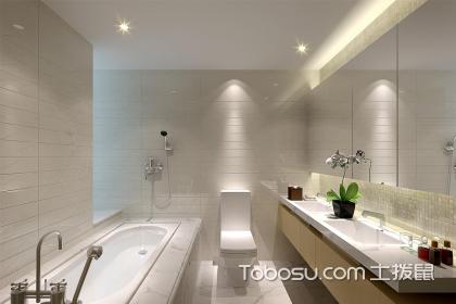 卫生间洗手台多高最舒适,看看你家的洗手台装对了吗?