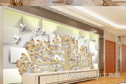 如何用浮雕背景墙来装饰出一个有设计感的墙体