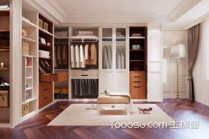 衣帽间装修设计,各种风格打造时尚家装