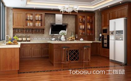 中式厨房装修效果图,告别传统中式厨房