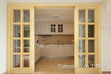 关于厨房门平开门的那些事?
