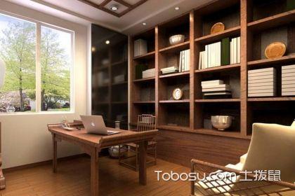 书房装潢,书房应该如何装潢才能得到这种效果?