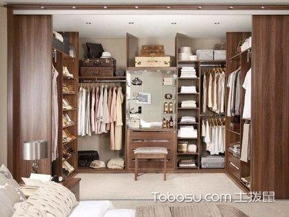 关于卧室衣帽间布局,告诉你如何布置合心意