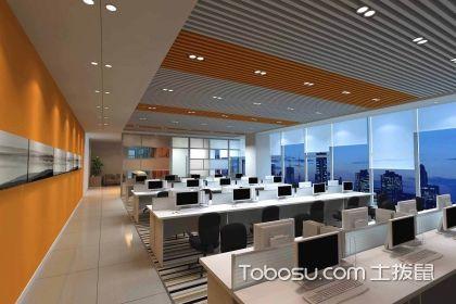 从90平方办公室装修设计,看小型办公室设计