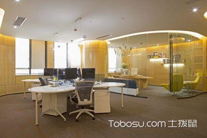 现代创意办公室装修,有个性又有新意的装修方式