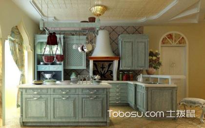厨房装修效果图大全,2018厨房就这么装