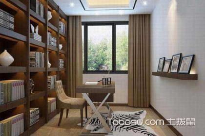 書房裝修樣板圖,書房裝修效果圖有哪些