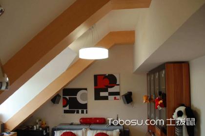 斜顶阁楼装修效果图,斜顶阁楼装修方法