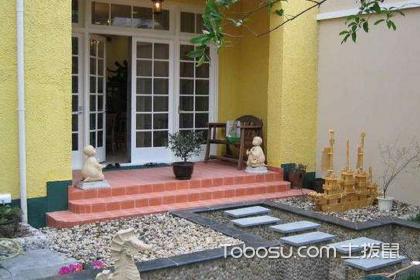 一楼花园洋房装修效果图,花园洋房设计方法