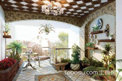 入户花园装修效果图大全2018图片,优雅花园自己也可拥有