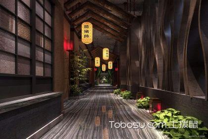 從文化餐廳設計的具體方案,借鑒餐廳裝修一些門道