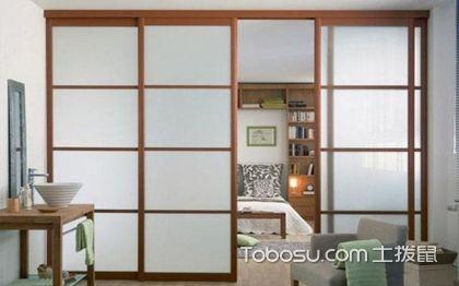 自己做最简单的隔断墙,让家变的更有条理性