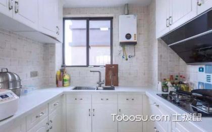 简美厨房装修技巧,厨房如何装修更实用?