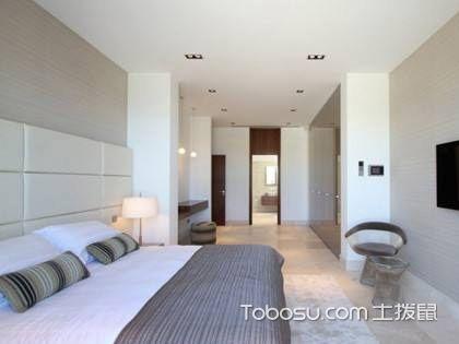 长方形卧室怎么设计?必须掌握的长方形卧室设计技巧