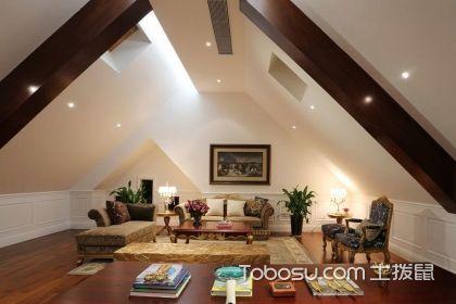 复式阁楼房子装修要点解析,让小阁楼变大空间