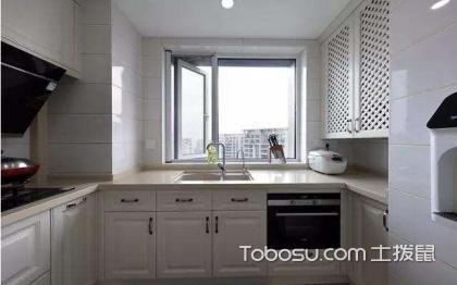 厨房窗户尺寸多少,厨房用什么窗帘好?