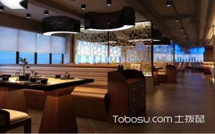 铁板烧餐厅设计,餐厅装修效果图赏析