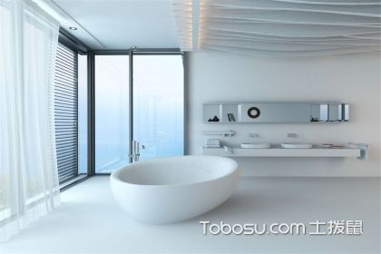 浴缸放在什么位置好,浴缸摆放有哪些风水禁忌