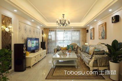 兩居室歐式裝修風格圖片案例解析,一起欣賞這唯美小豪宅