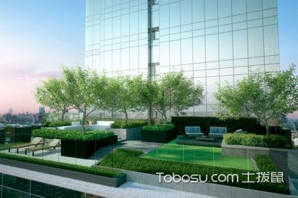 室内空中花园装修效果图,室内空中花园装修的设计原则图片