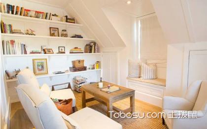 44平米小复式公寓装修效果图,全能型艺术住宅