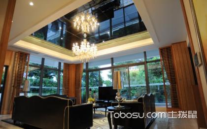 玻璃吊頂后面裝什么燈,玻璃吊頂燈具安裝步驟