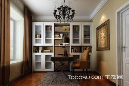 书房装饰设计,打造温馨书香家庭
