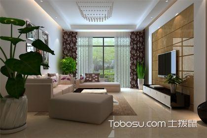 平层客厅装修效果图,给你不一样的视觉体验
