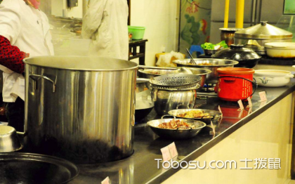 蘇州酒店廚房設計,酒店廚房裝修注意事項