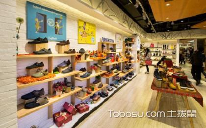 鞋店装修效果图,鞋店设计案例赏析