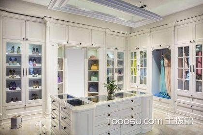 衣帽间鞋柜装修效果图,怎么巧妙收纳?