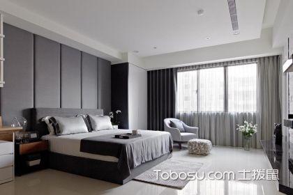 四款卧室软包装修效果图,让家美的与众不同