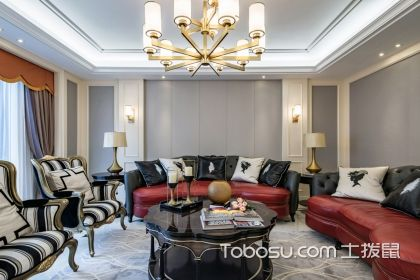 奢华欧式复式楼u乐娱乐平台优乐娱乐官网欢迎您案例,打造你优雅魅惑的家居空间
