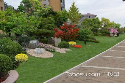 斜坡花園設計效果圖,斜坡花園設計小技巧