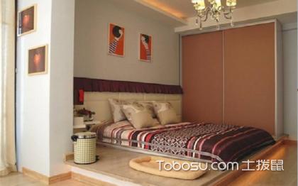 韩式卧室榻榻米,四款多功能榻榻米设计