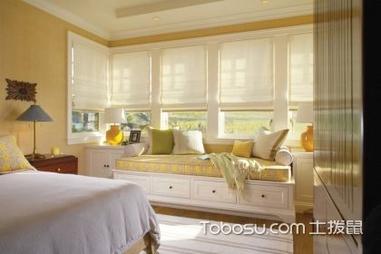 室内飘窗设计怎么做?因地制宜的设计是关键
