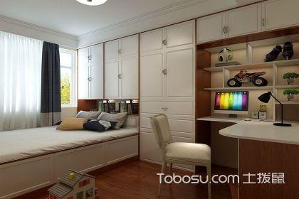 儿童房榻榻米设计要点介绍,给孩子一个舒适的家